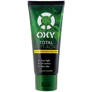 Kem Rửa Mặt Ngừa Mụn Rohto Oxy Total Anti-Acne 100G