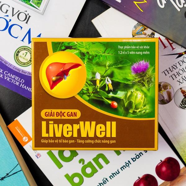 Viên Uống Giải Độc Gan Liverwell Navi