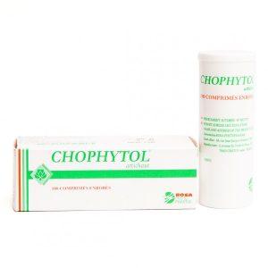 Viên Uống Tăng Cường Chức Năng Gan Chophytol Rosa Phyto Pharma 180 Viên