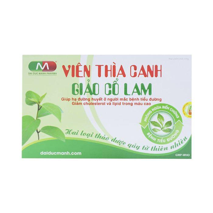 Viên Thìa Canh - Giảo Cổ Lam