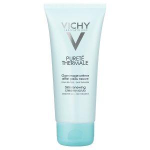 Gel Tẩy Tế Bào Chết Vichy Pureté Thermale Skin Renewing Creamy Scrub 75Ml