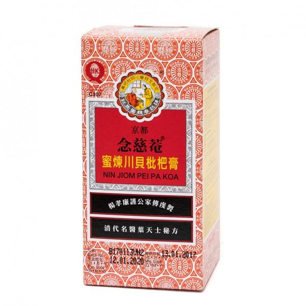 Cao Giảm Ho, Nhuận Phổi Xuyên Bối Tỳ Bà Cao 150Ml