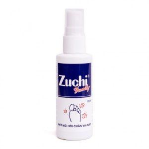 Khử Mùi Hôi Chân Và Giày Dạng Xịt Zuchi Family