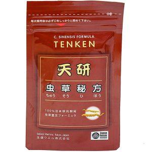 Viên Uống Tăng Cường Đề Kháng Đông Trùng Hạ Thảo Tenken (Gói)