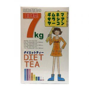 Trà giảm cân Showa Seiyaku diet tea 7kg hộp 30 gói của Nhật Bản