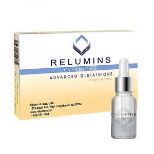 Nước uống trắng da Relumins Advanced Glutathione 7500mg