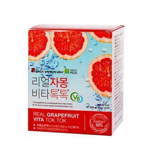 Nước ép bưởi giảm cân Real Grapefruit Vita Tok Tok Sanga