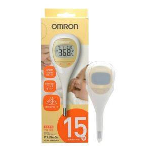 Nhiệt kế điện tử Omron đo nách - An toàn cho bé yêu