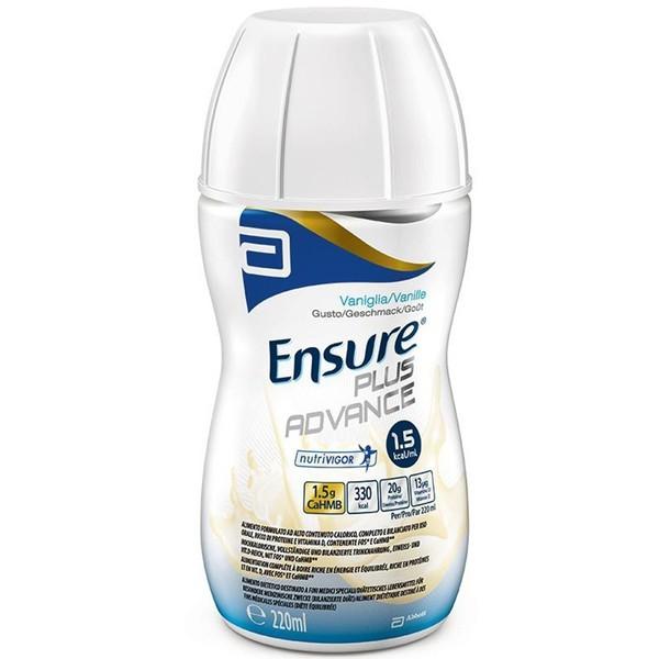 Sữa Abbott Ensure Plus Advance Lốc 6 Chai X 220Ml - Hương Vani
